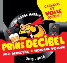 Logo Prins Decibel